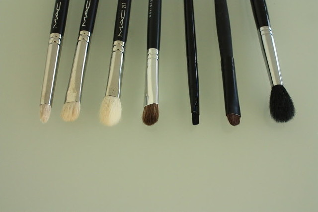 My Favourite Eye Brushes!