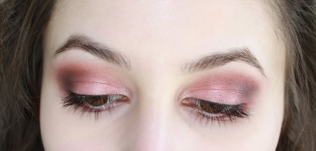 Pink Eyeshadow