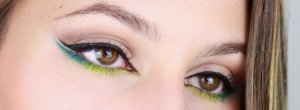 Double Winged Eyeliner Tutorial