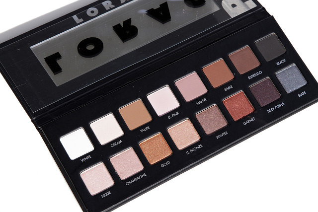 LORAC Pro Palette – The Lone Dissenter