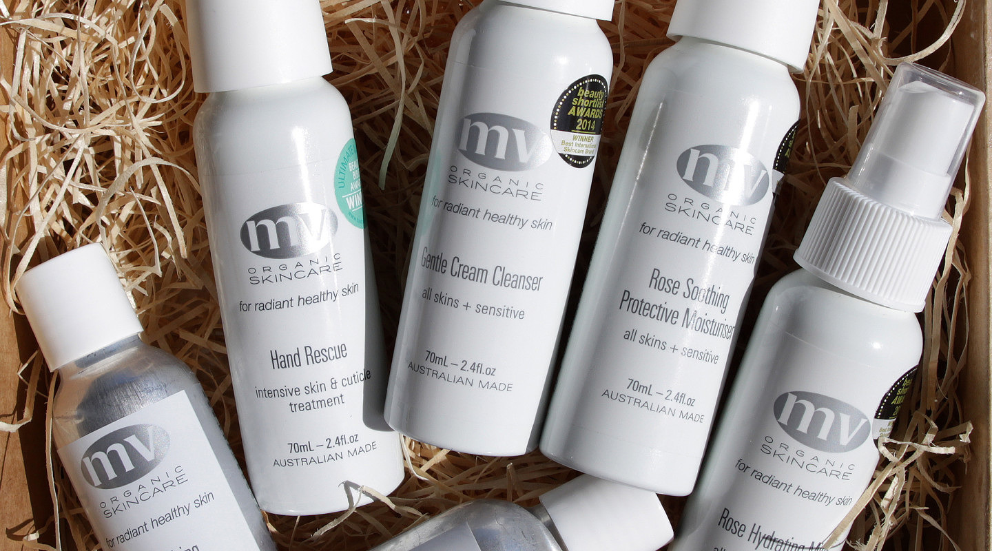 New Favourite Skincare – MV Skincare + GIVEAWAY!