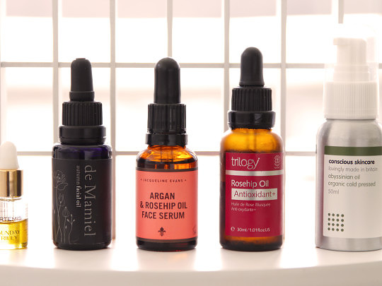 Face Oils at Every Budget