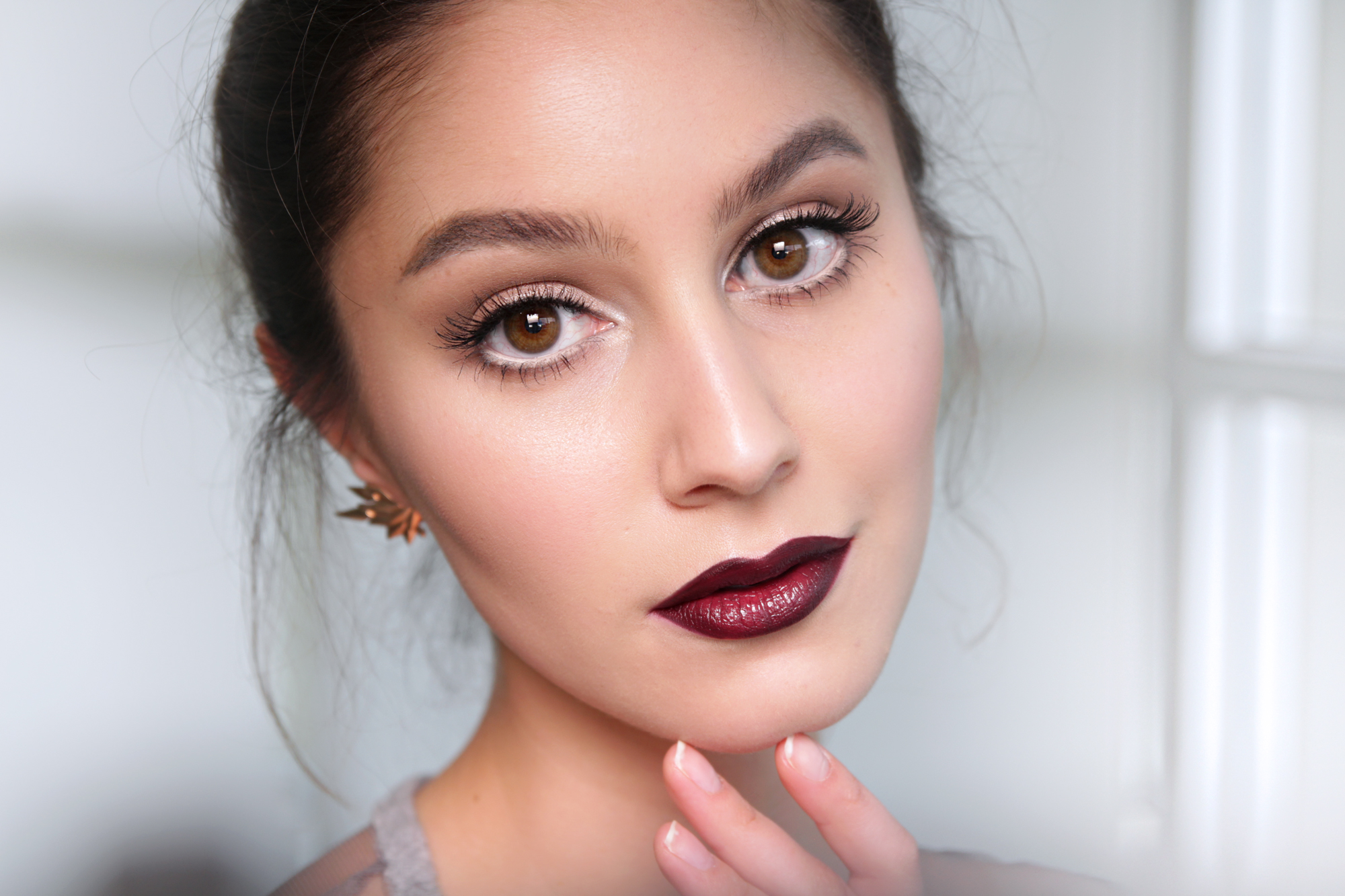 Wedding Guest Makeup For Hooded Eyes