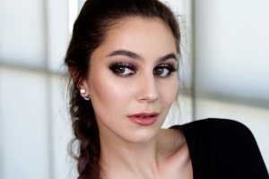 Urban Decay Naked Smoky Tutorial | HALO EYE