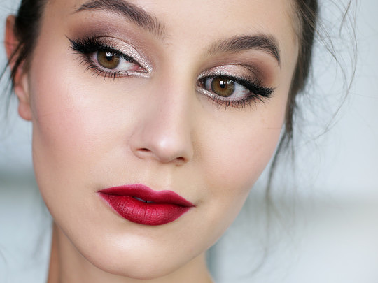 Affordable & Easy New Years Eve Makeup Tutorial