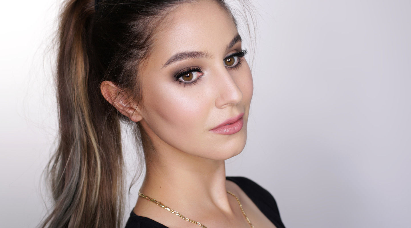 Daytime Glam With A Matte Eye Makeup Tutorial