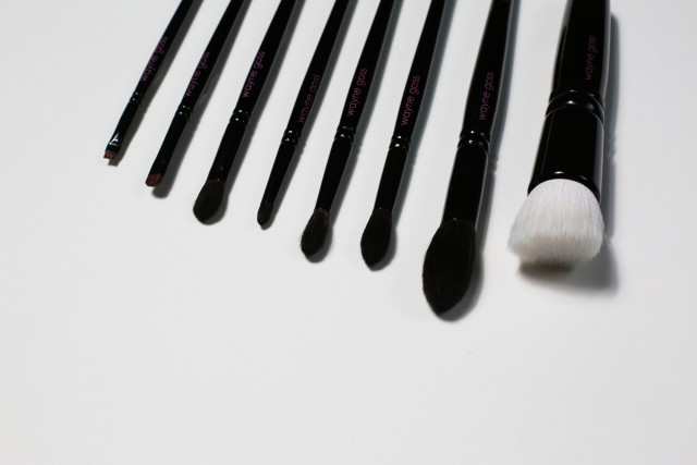 Wayne Goss Brush Reviews – The Collection/Anniversary Set
