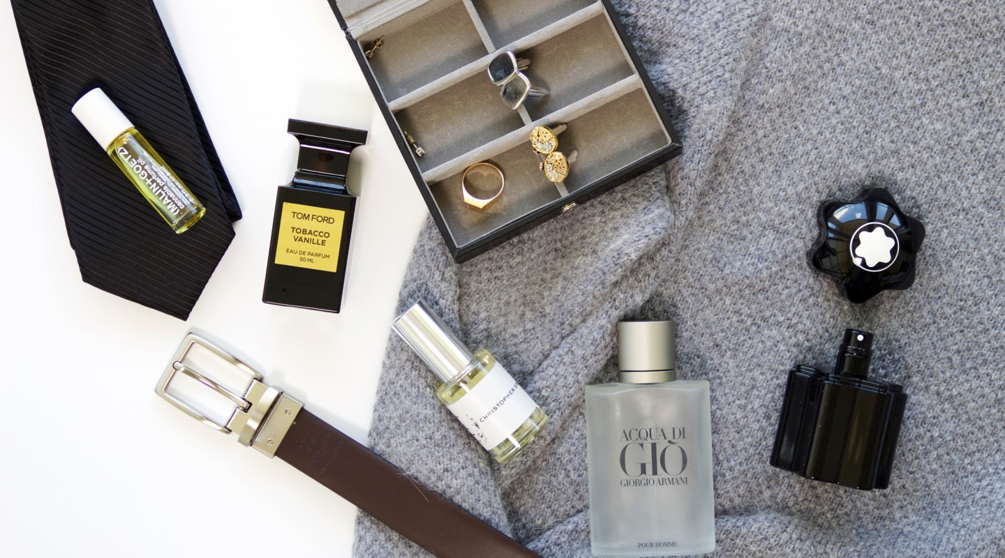 Sexy Fragrances For Your Man… Or Yourself!