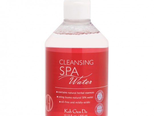 Mini Cleansing Spa Water