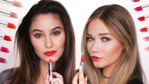How To: Rock A Red Lip During The Day