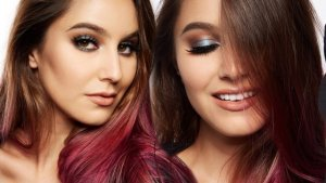 Duochrome Smokey Eye Makeup Tutorial