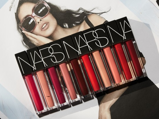 NARS Velvet Lip Glide Review & Swatches