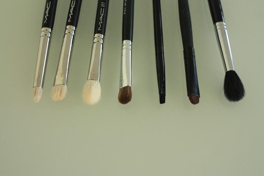 My Favourite Eye Brushes!