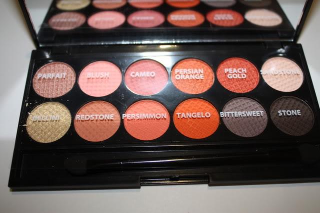Sleek Paraguaya palette