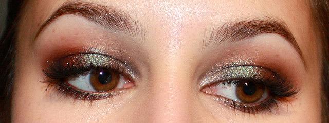 MAC Blue Brown Pigment Eyeshadow