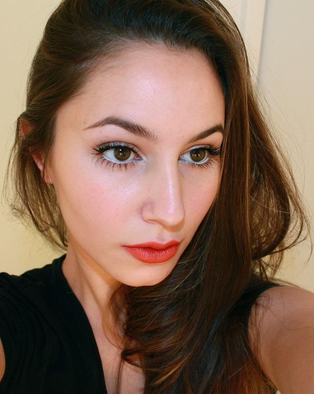 Orange Lipstick Trend