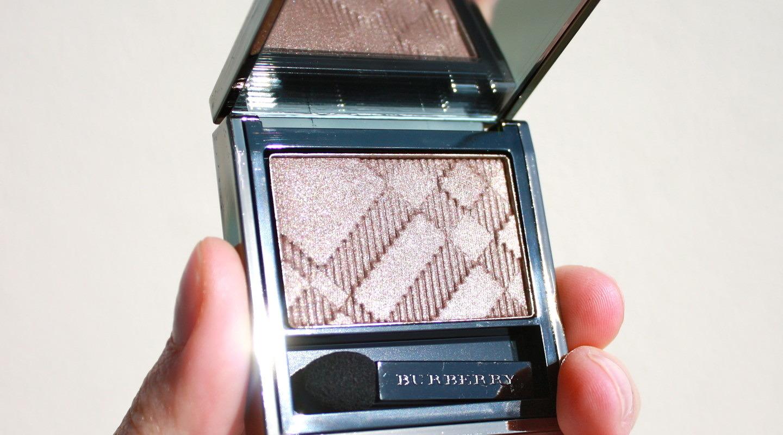 Burberry Eyeshadow Comparisons