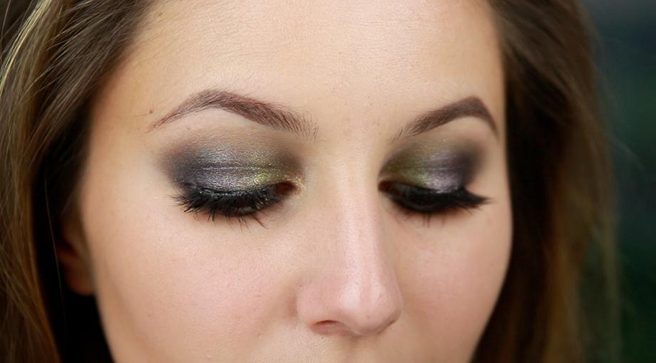 Youtube Makeup Tutorial! Metallic Smokey Eye