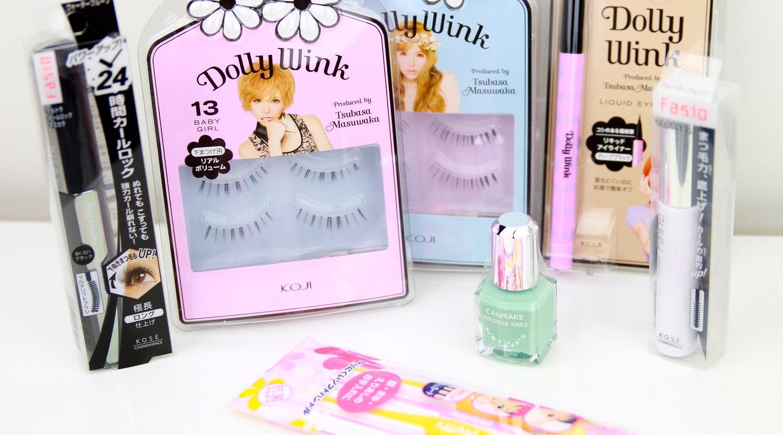 Japan- Makeup and Brush Haul Video