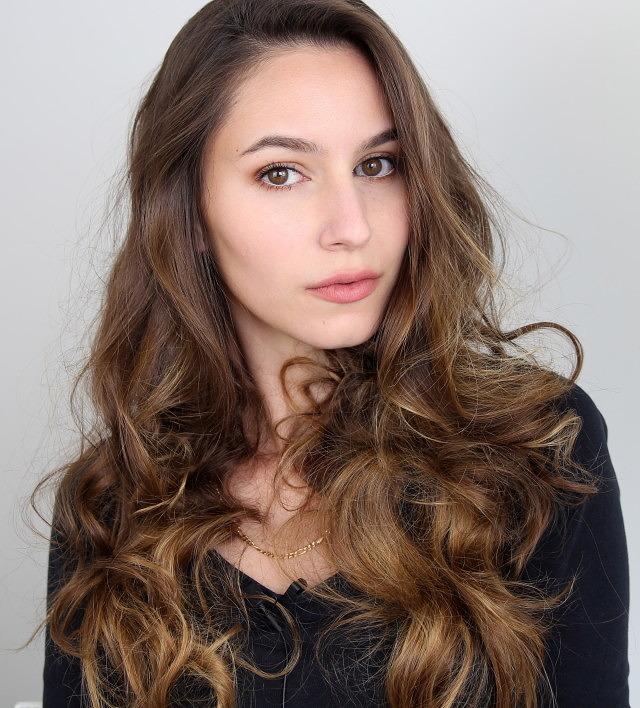 Simple & Natural Everyday Hair/Makeup Tutorial