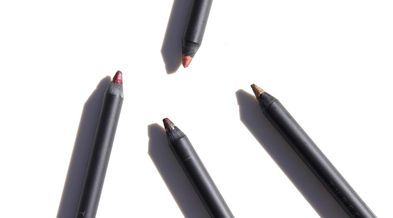 THREE Flash Performance Eyeliner Pencils (01, 03, 05, 07)