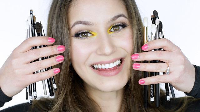 Top Brushes – Eye & Precision Eye Brushes