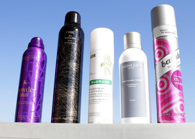 Best Dry Shampoos & Texturising Sprays