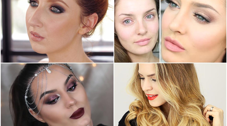 Roundup: Favourite Holiday Hair/Makeup Tutorials