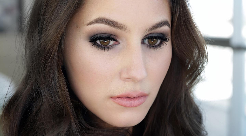 The Little Black Dress of Makeup – Smokey Eye Tutorial