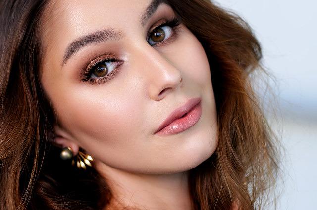 My Go-To Speedy Bronze Glam | Makeup Tutorial