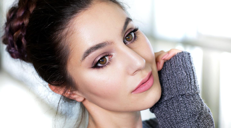 Dewy & Sculpted Skin Makeup Tutorial
