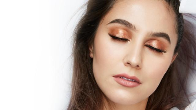 Easy Bronze Makeup Tutorial